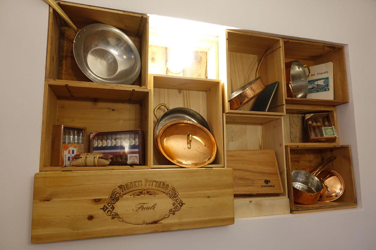 Maison 3 magnoni officine di cucina for Officina di cucina idee albenga
